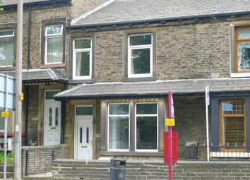 Thumbnail 3 bed terraced house for sale in Huddersfield Road, Halifax