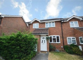 Thumbnail 2 bed terraced house for sale in Throgmorton Road, Yateley, Hampshire