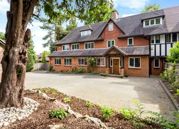 Thumbnail 6 bed detached house to rent in Brittains Lane, Sevenoaks