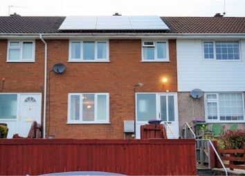 Thumbnail 3 bed terraced house for sale in The Birches, Cwmbran