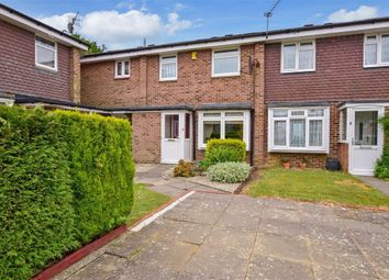 Thumbnail 3 bed terraced house for sale in Headley Grove, Tadworth, Surrey