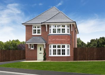 Thumbnail 4 bedroom detached house for sale in Western Road, Silver End, Witham
