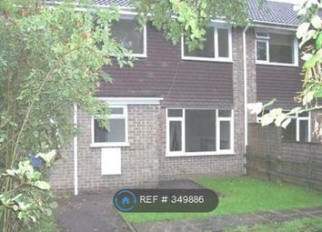 Thumbnail 3 bed terraced house to rent in Howlett Close, Lymington