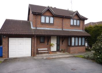 Thumbnail 4 bed semi-detached house to rent in Lanscombe Park Road, Allestree, Derby