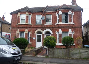 Thumbnail 1 bed flat to rent in Town Cross Avenue, Bognor Regis