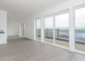 Thumbnail 2 bed penthouse for sale in Queens Moat House, St Edwards Way, Romford