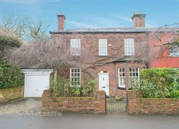 Thumbnail 3 bed cottage for sale in 343 Walkden Road, Worsley, Manchester