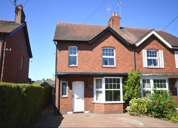Thumbnail 3 bed semi-detached house for sale in Llanymynech