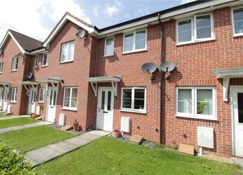 Thumbnail 2 bedroom flat for sale in Ainsdale Close, Fernwood, Newark