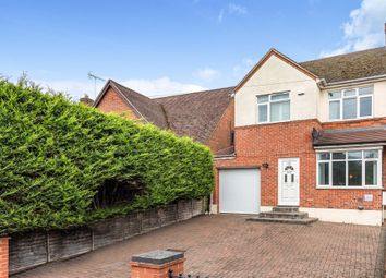 Thumbnail 4 bed semi-detached house for sale in Bedford Road, Clophill, Bedford