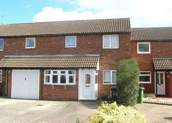 Thumbnail 3 bed terraced house to rent in Stapleton Close, Marlow