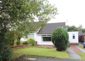 Thumbnail 2 bed bungalow for sale in Invergarry Drive, Thornliebank, Glasgow, Lanarkshire