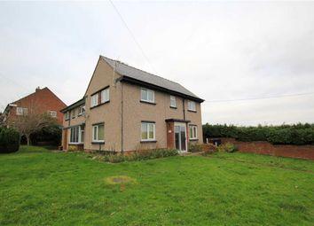 Thumbnail 3 bed semi-detached house for sale in Ffordd Pennant, Mostyn, Flintshire