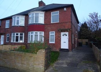 Thumbnail 2 bed flat to rent in Ovington Grove., Newcastle Upon Tyne
