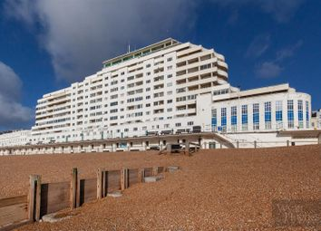 Thumbnail 1 bed flat for sale in Marine Court, St. Leonards-On-Sea