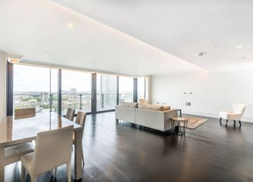 Thumbnail 2 bed flat to rent in Albert Embankment, Vauxhall
