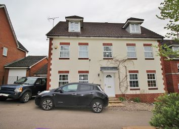 Thumbnail 5 bed detached house for sale in Quantock Close, Stevenage