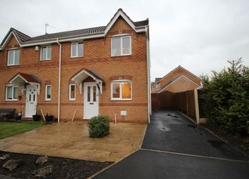 Thumbnail 3 bed semi-detached house to rent in Broughton Tower Way, Fulwood, Preston