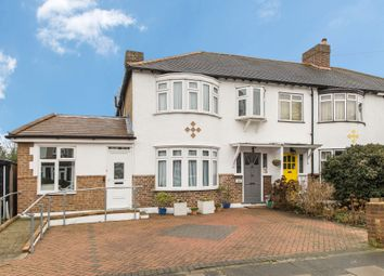 Thumbnail 3 bed end terrace house for sale in Monkleigh Road, Morden