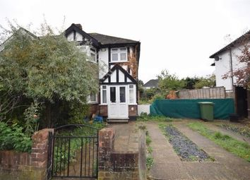 Thumbnail 3 bed semi-detached house for sale in Rivermeads Avenue, Twickenham