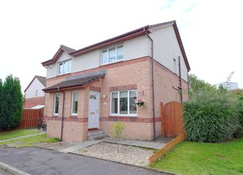 Thumbnail 2 bed semi-detached house for sale in Elm Way, Cambuslang, Glasgow, South Lanarkshire