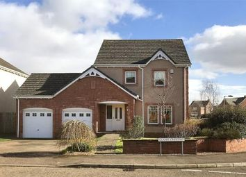 Thumbnail 4 bed detached house for sale in Glamis Crescent, Inchture, Perth And Kinross