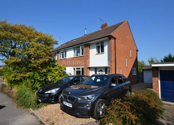 Thumbnail 3 bed semi-detached house to rent in Harcourt Drive, Reading, Berkshire