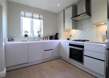 Thumbnail 3 bed flat to rent in Harefield Road, Uxbridge