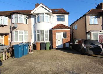Thumbnail 2 bed flat to rent in Malvern Gardens, Queensbury, Harrow