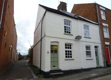 Thumbnail 2 bed end terrace house for sale in Silver Street, Newport Pagnell, Buckinghamshire