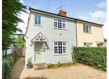 Farnborough Road, Farnham GU9. 3 bed semi-detached house for sale