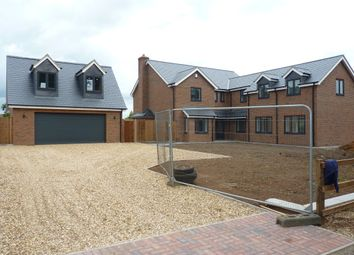 Thumbnail 5 bed detached house for sale in Little Heath, Gamlingay
