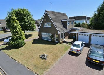 Thumbnail 4 bed detached house for sale in De Montfort Way, Coventry