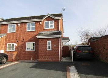 Thumbnail 3 bed terraced house for sale in The Mews, Gladstone Street, Queensferry, Deeside