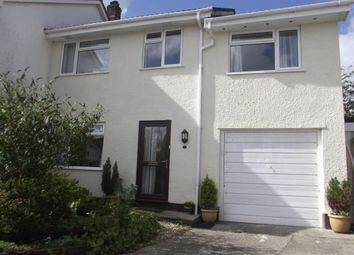 Thumbnail 4 bed semi-detached house for sale in St. Cleer, Cornwall, Liskeard