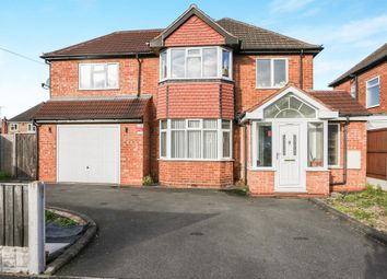 Thumbnail 5 bedroom detached house for sale in Blakesley Close, Sutton Coldfield
