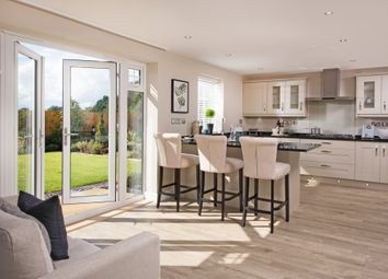 "Thumbnail 4 bedroom detached house for sale in ""Shelbourne"" at Hassall Road, Alsager, Stoke-On-Trent"