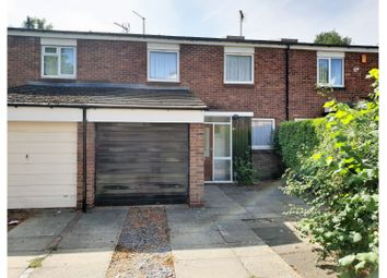 Thumbnail 4 bed terraced house for sale in Huntington Close, Redditch
