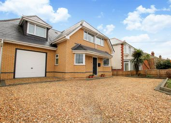 Thumbnail 4 bed detached house to rent in Redhill Drive, Bournemouth