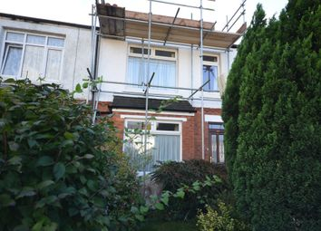 Thumbnail 3 bed terraced house to rent in Somerset Road, Folkestone