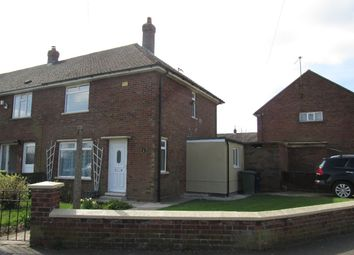Thumbnail 2 bed semi-detached house to rent in Cocketts Drive, Wisbech