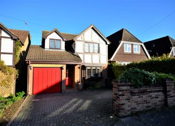Thumbnail 4 bed detached house for sale in Little Norsey Road, Billericay