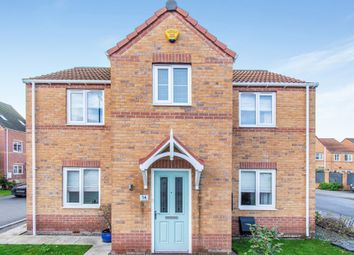 Thumbnail 4 bed detached house for sale in Thornham Meadows, Goldthorpe, Rotherham