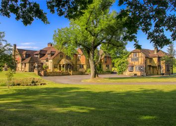 Thumbnail 6 bed property for sale in Chiddingfold, Godalming, Surrey