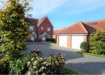 Thumbnail 3 bed terraced house for sale in Beckless Avenue, Waterlooville