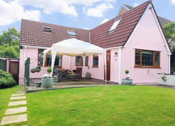 Thumbnail 3 bed detached bungalow for sale in Mountain Road, Bedwas, Caerphilly