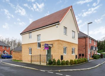Thumbnail 3 bed detached house for sale in Walter Mills Way, Lees