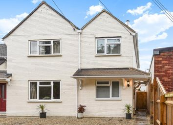 Thumbnail 3 bed end terrace house to rent in Cumnor, Oxford
