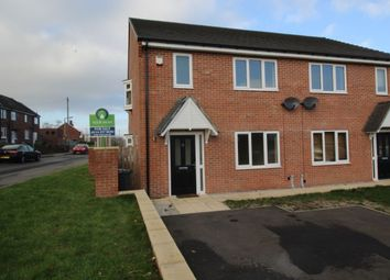 Thumbnail 3 bed semi-detached house for sale in Duke Crescent, Rotherham