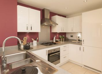 "Thumbnail 4 bedroom semi-detached house for sale in ""Haversham"" at Prior Deram Walk, Coventry"